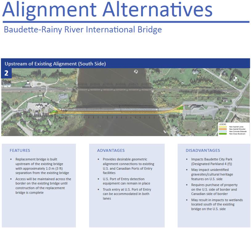 Alignment Alternative 2
