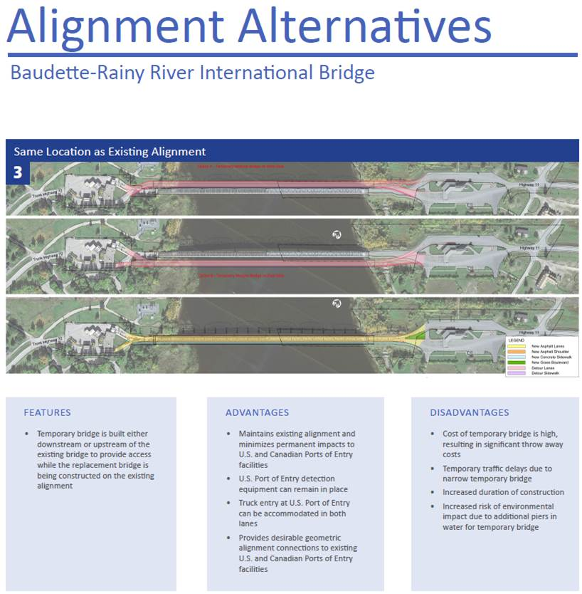 Alignment Alternative 3