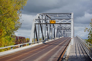 Baudette Bridge visualization 4
