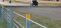 Median Cable Guardrail