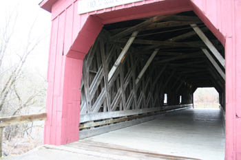 Zumbrota Covered Bridge