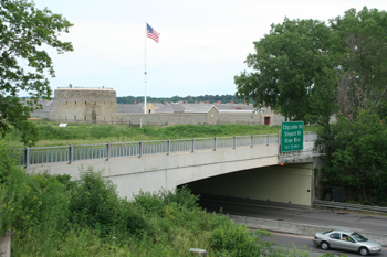 Fort Snelling Tunnel