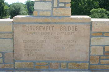 Sorlie Memorial Bridge