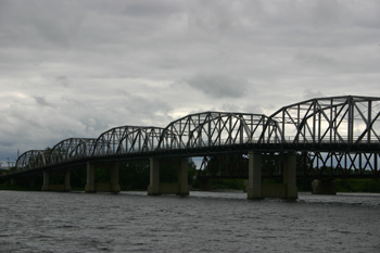 Rainy River International Bridge