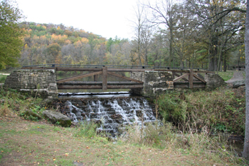 Historic Bridges - Whitewater State Park Recreational Dam and ...