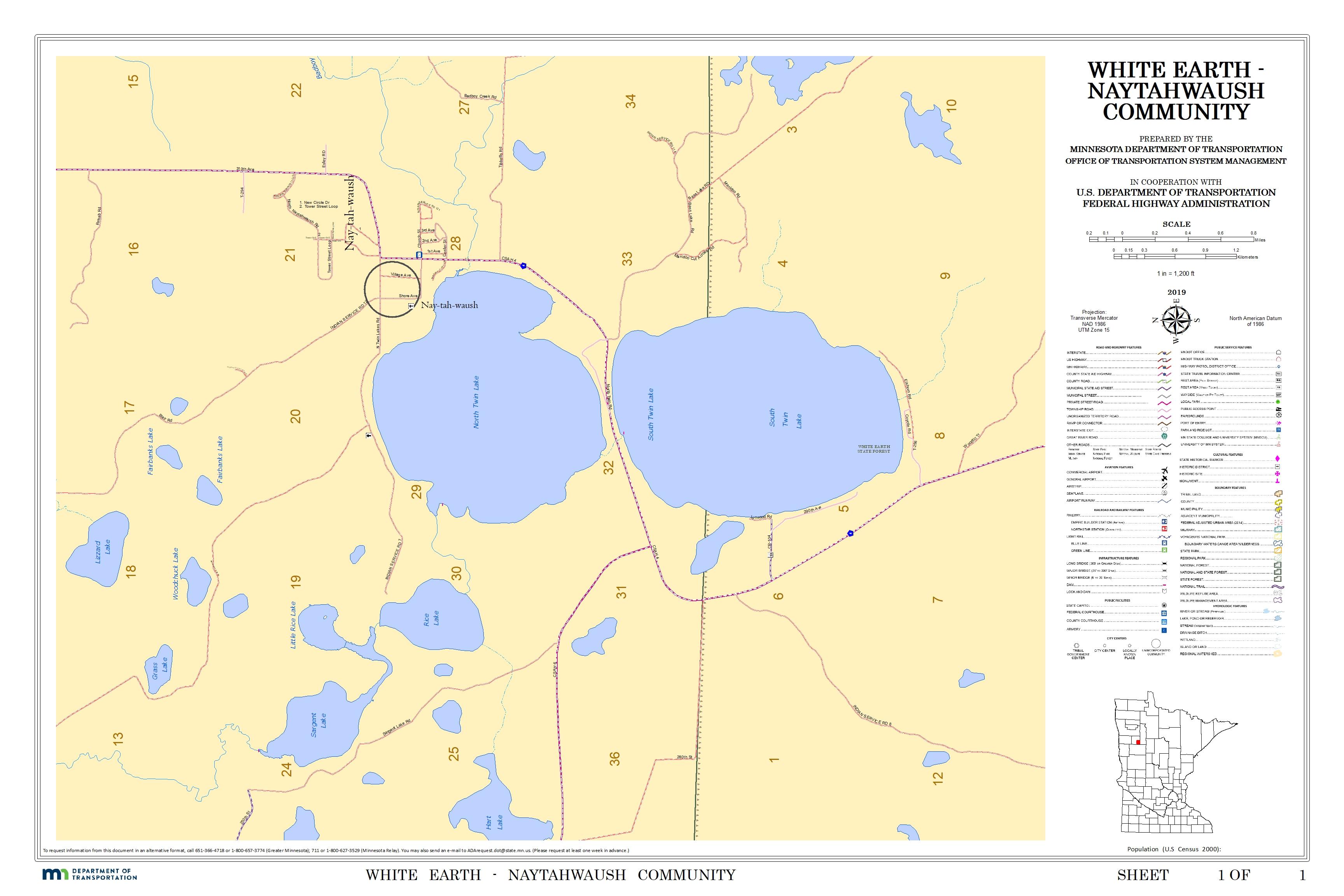 elbow lake mn map Geographic Information Mapping Municipality Maps Tda Mndot elbow lake mn map
