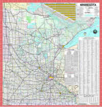 Road Construction Map Mn Minnesota Maps   MnDOT