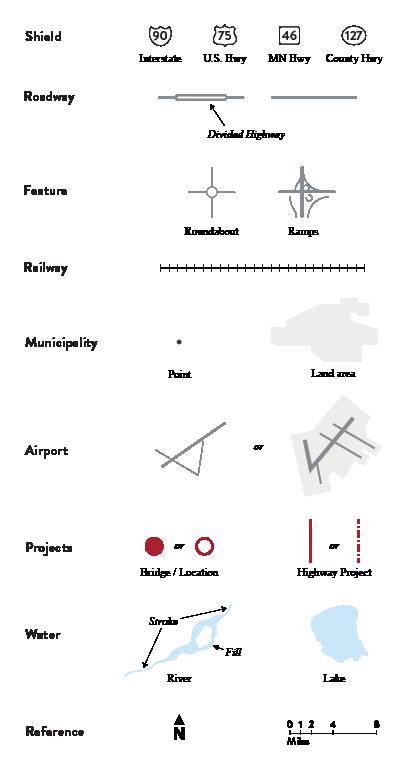 Project Maps Mndot