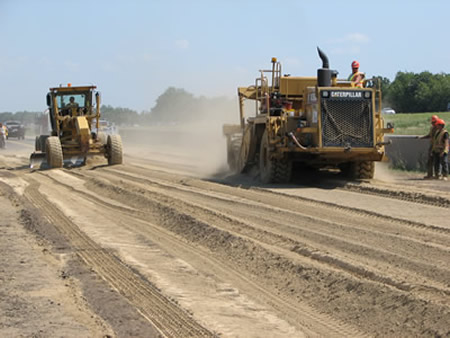 research paper on road construction Use of recycled construction and demolition waste aggregate for road course surfacing rosario herrador pablo pérez laura garach, phd and.