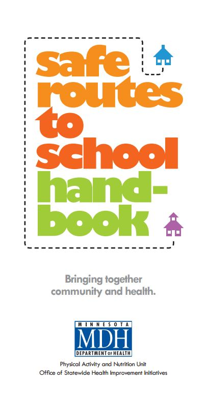 Safe Routes to School Handbook cover