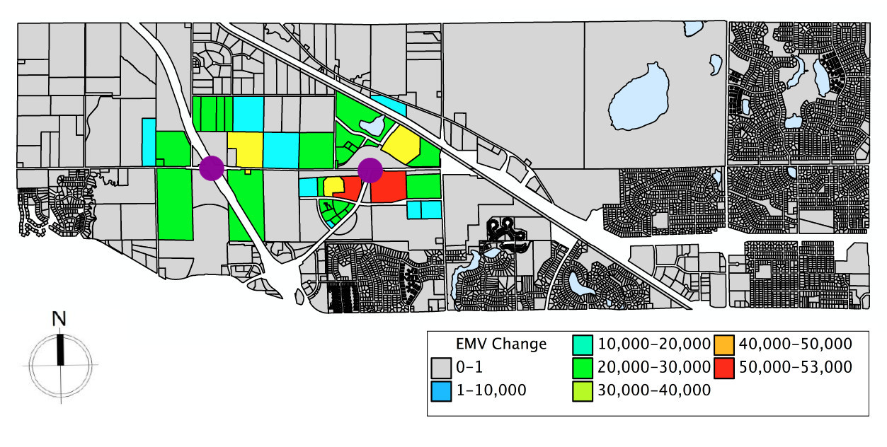 Value Increase and Value Capture: The Case of TH-610 in Maple Grove, Minnesota