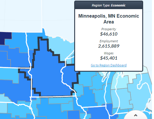 Transportation Planning to Support Economic Development: An Exploratory Study of Competitive Industry Clusters and Transportation in Minnesota