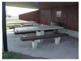 image of beaver creek rest area
