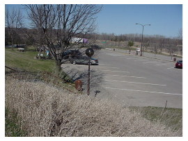 image of big spunk lake rest area