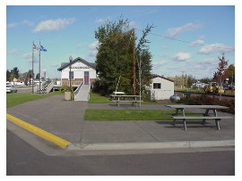 image of floodwood rest area