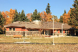 image of grand portage rest area