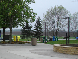 image of marion rest area