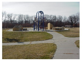 image of mn valley rest area