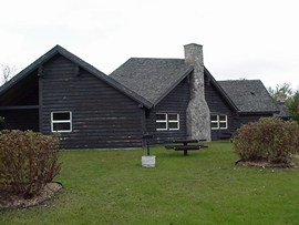 image of orr welcome center