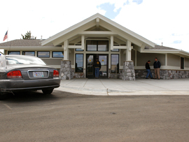 image of park rapids rest area