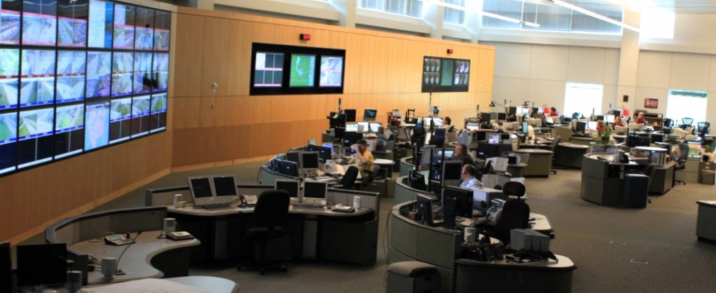 Picture of Operations Center