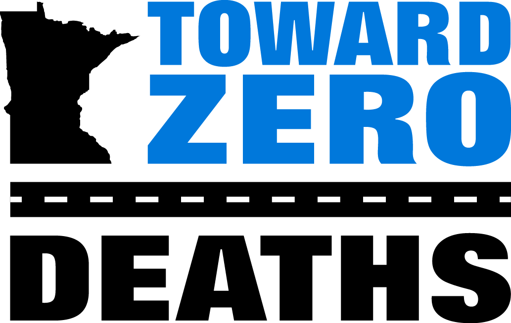 Toward Zero Death logo