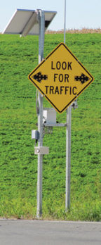 Intersection Conflict Warning System