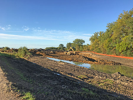 Willmar Wye project