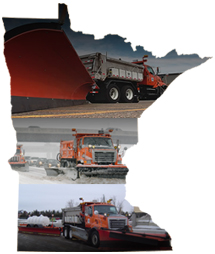 mndot plow trucks