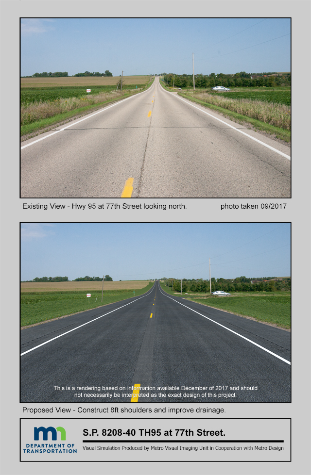 Hwy 95/Manning Avenue Safety Improvement Project - MnDOT
