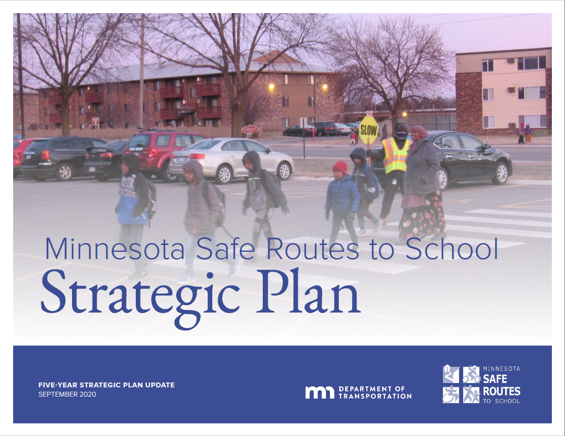 Five-Year Strategic Plan book cover