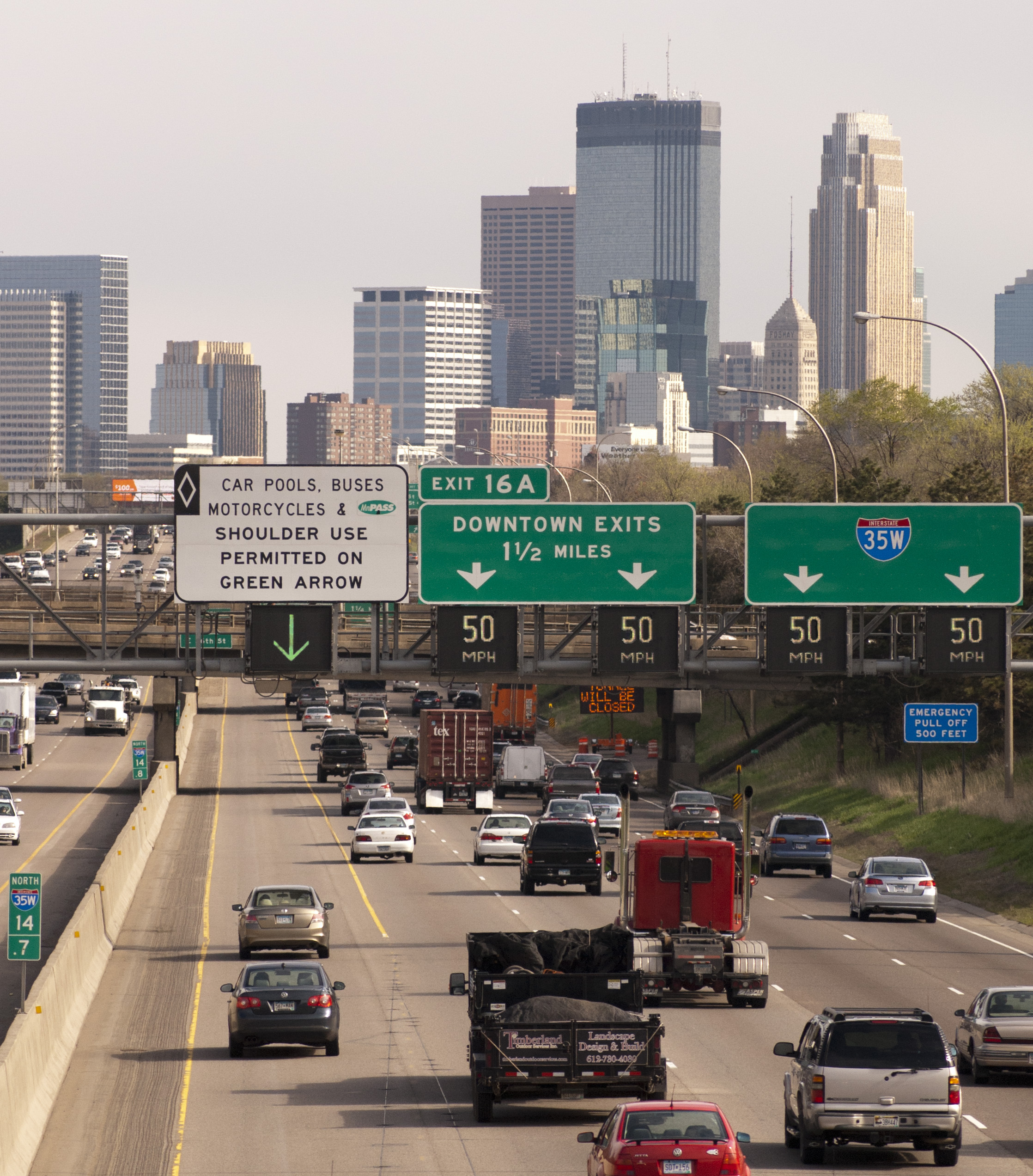Investigation of the Impact of the I-94 ATM System on the Safety of the I-94 Commons High Crash Area