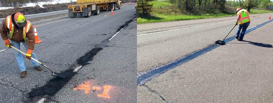 Pothole Patching Study