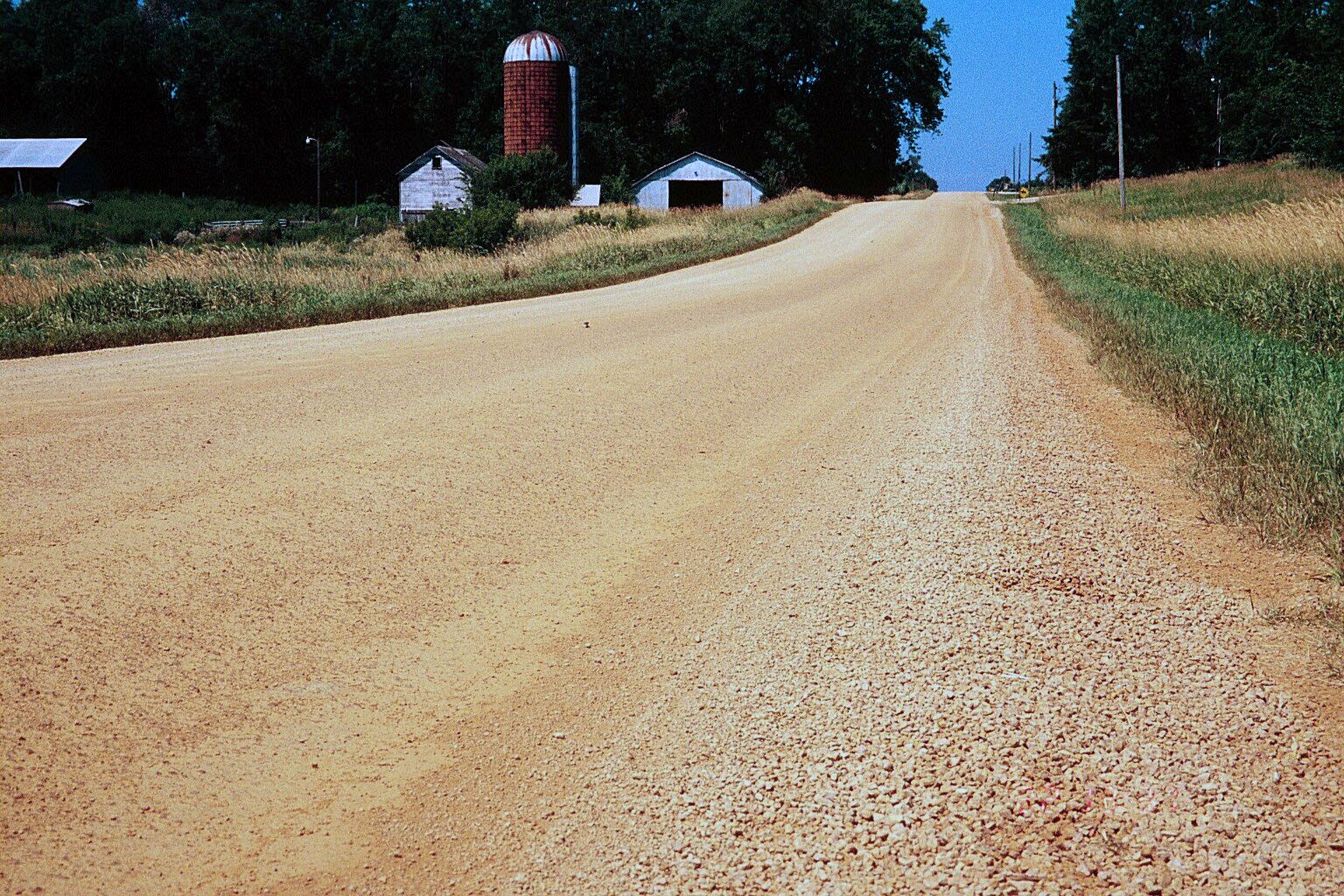 The new LRRB-funded gravel road management spreadsheet tool will help county road departments keep track of gravel road system needs and plan for the future.